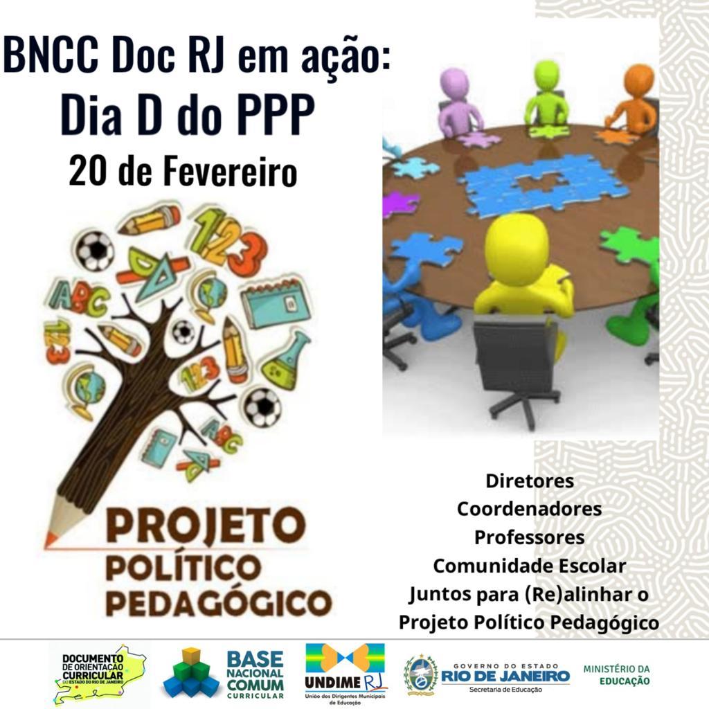 Dia D do PPP no RJ