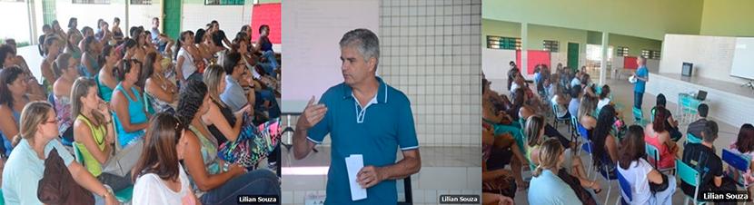 Profissionais da Educação começam a debater BNCC em escolas polo de São Pedro da Aldeia