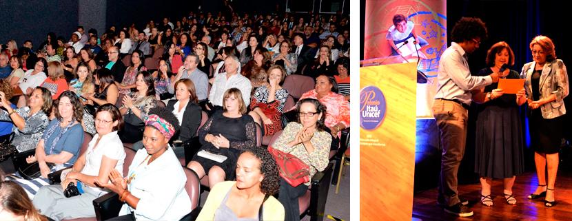 Revelados os vencedores da Regional Rio de Janeiro na 11ª edição do Prêmio Itaú-Unicef
