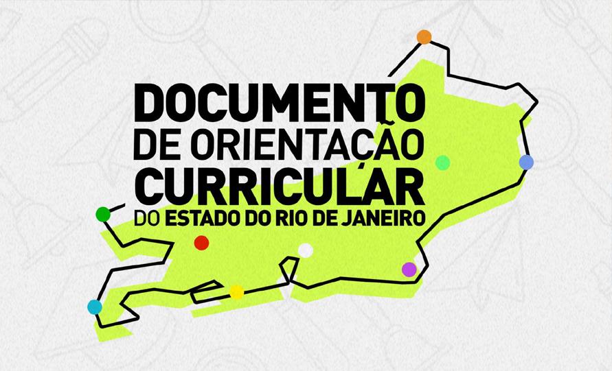 Documento de orientação curricular do estado do Rio de Janeiro: Educação Infantil e Ensino Fundamental